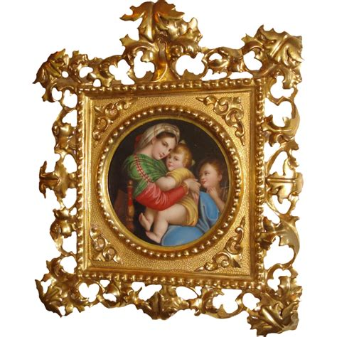 madonna della sedia madonna della sedia by raphael copy from souhantq on ruby