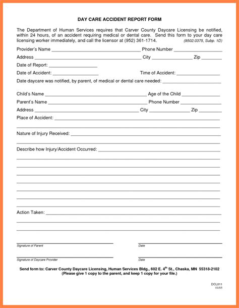 9 patient report form template progress report