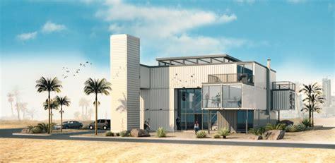 architektur gebäude firmenhauptsitz containergeb 196 ude bahrain 2015 gt 2x20ft