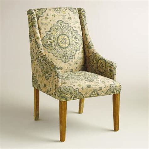 Grey And Yellow Chair by Yellow And Gray Medallion Jayda Dining Chair World Market