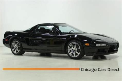 1995 acura nsx open top black automatic 95 miles classic acura nsx 1995 for sale purchase used 95 nsx t open top only 24k miles auto one owner 100 stock rare black black in