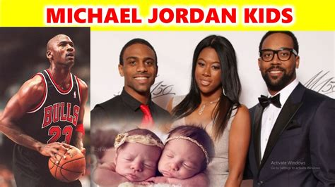 michael jordan biography indonesia michael jordan kids 2017 how many kids does michael j