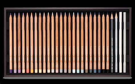 caran d ache luminance colored pencils caran d ache luminance 6901 gift box set assortment of