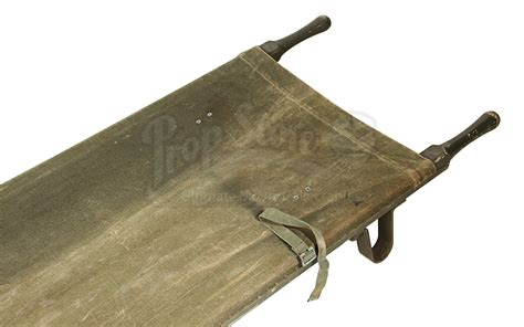 army pattern stretcher us army stretcher prop store ultimate movie collectables