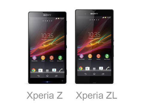 Hp Sony Xperia Z L officiel pas de sony xperia zl pour la frandroid