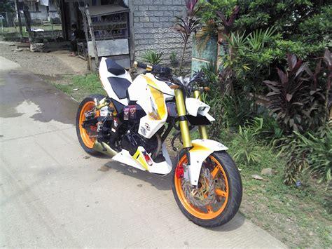 Motor Honda Mega Pro 2012 kumpulan foto modifikasi motor honda megapro terbaru