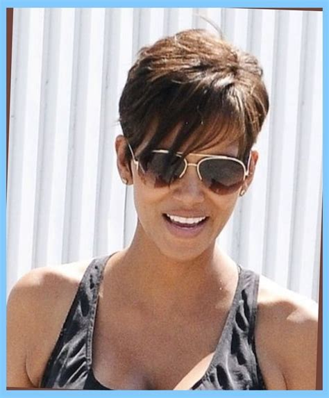 Halle Berry Hairstyles by Halle Berry Hair Highlights Hairstylegalleries