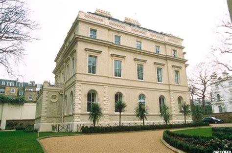 1 Story House Plans With Basement 10 Kensington Palace Gardens 140 Million Most