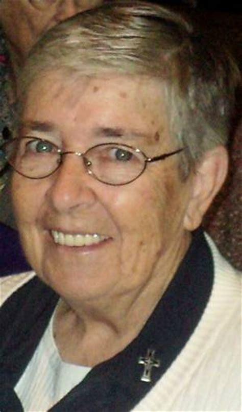 haskins funeral home obituary for m josepha haskins rsm gallogly
