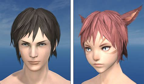ffxiv change hair colour patch 2 5 notes full release final fantasy xiv the