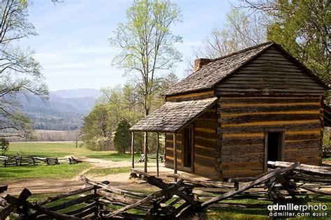 Johns Cabin by The Oliver Cabin Smoky Mountain High