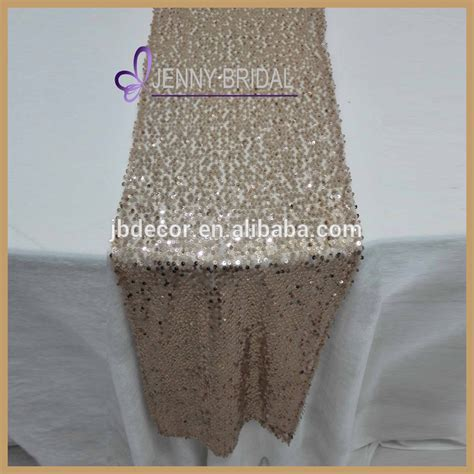 beaded table runners wholesale sqn 18 wholesale gold beaded sequin table runner