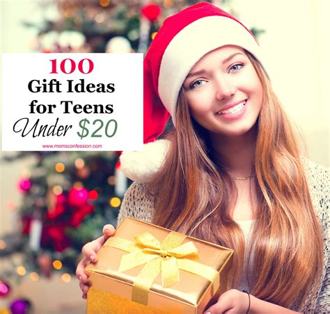 100 christmas gift ideas for teens