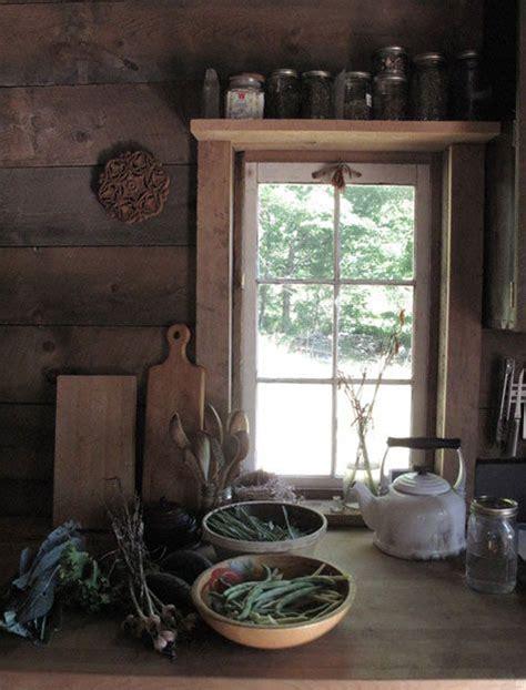 Shelf Window by Shelf Window A Primitive Home