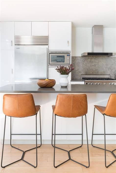 Saddle Counter Stools West Elm by Best 25 Saddle Bar Stools Ideas Only On