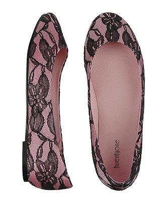Sepatu Balet Lancip sudahkah mengenal setiap jenis sepatu wanita modelindo