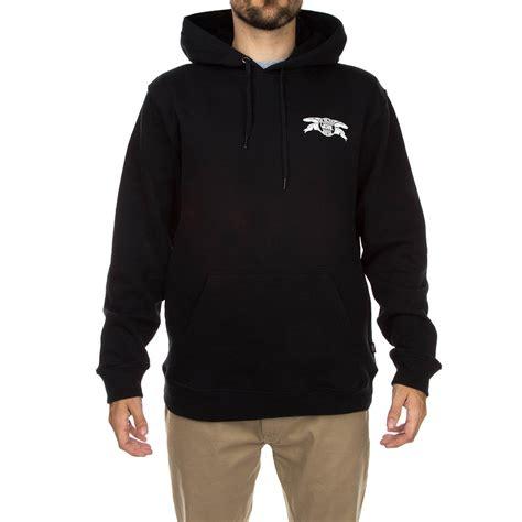 Hodie Sweter Vans Pulka Skate Black vans x anti pullover hoodie black