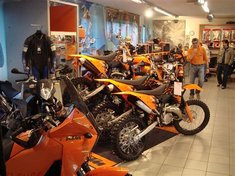 Ktm Dealers Bay Area Visit To My Local Bike Shop Milan Style South Bay Riders