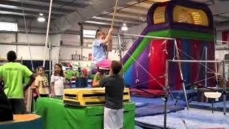 happy 9th birthday boo gymnastics birthday party