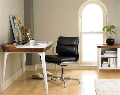 designer home office desks home office desks iconic designs that look cool