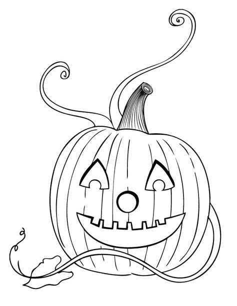 coloring pages of pumpkin vines 25 best ideas about pumpkin coloring pages on pinterest