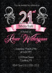 21st invite templates 21st birthday invitation 21st birthday invitation