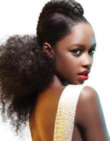 coiffure mariage afro antillaise