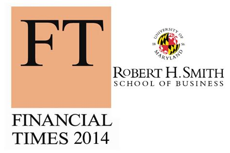 Ft Mba 2014 by Smith Comes In Strong In Financial Times Ranking
