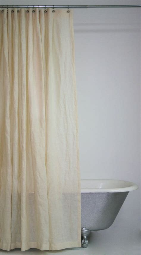 hemp curtains extra long hemp shower curtain