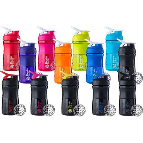 blender colors blenderbottle sportmixer shaker cup 20 oz blender bottle