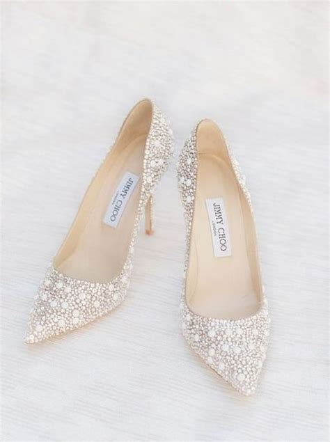 jimmy choo flat wedding shoes 26 non boring white wedding shoes happywedd