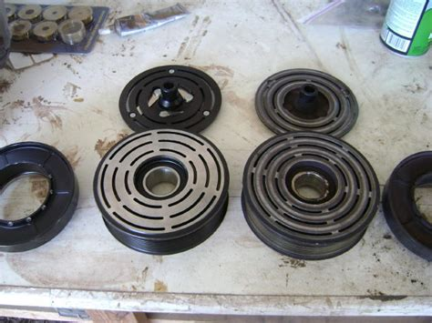 how to change air conditioner compressor clutch ford truck enthusiasts forums
