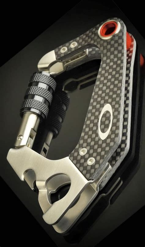Fiber Chain Carabiner By Bromarket 17 best images about edc stuff i want on