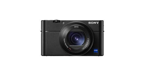 Kamera Sony Rx100m5 rx100 v et f 248 rsteklasses kompaktkamera med sensor av 1 0