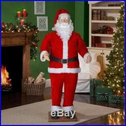 dancing santa claus decoration animated christmas decor