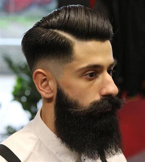stylish  fade haircuts  men