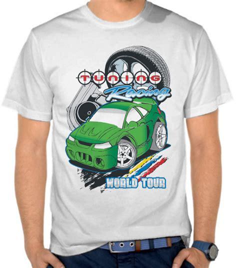 Design Kaos Otomotif 1 jual kaos racing world tour mobil satubaju