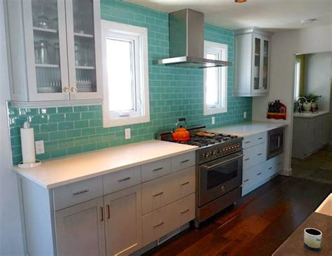 House Of Turquoise Reader Renovation Backsplash Tile Turquoise Backsplash Tile