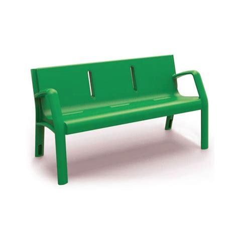 Banca Direct by Banc Ext 233 Rieur En Plastique Mobilier Urbain Dmc Direct