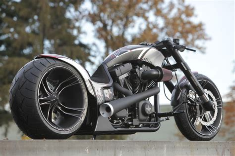 Classic Motorrad Dragster by Racing Caf 232 Thunderbike Dragster Rsr