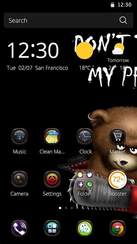 download themes for myphone android t 233 l 233 chargement gratuit de don t touch my phone theme