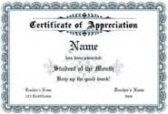 Employee Of The Quarter Certificate Template by Free Formal Certificate Template Make An Employee Of The