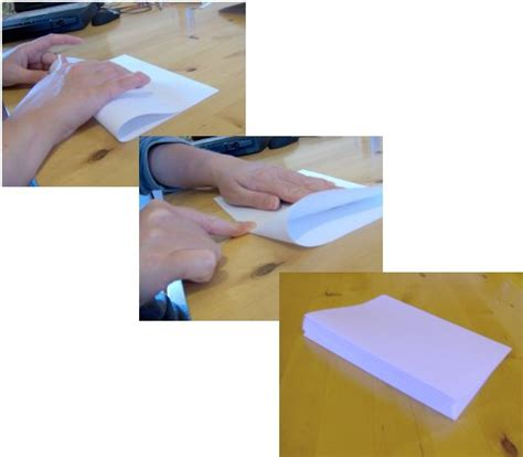 How To Make A Book Out Of Paper - things to make and do easy to make books