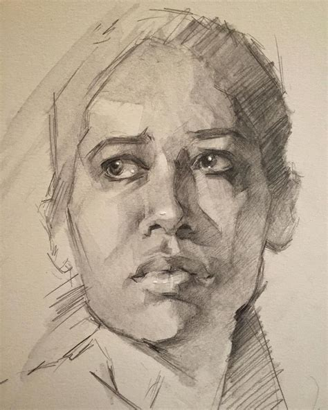 Portraits And Sketches by Best 25 Portrait Sketches Ideas On Pencil