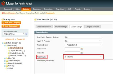 layout xml root configuring product detail and category pages belvg blog