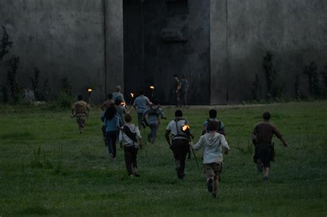 maze runner film location the maze runner interview with dylan o brien will poulter