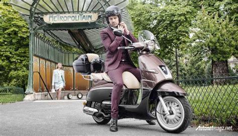 peugeot indonesia peugeot scooters pamerkan produk untuk pertama kalinya di