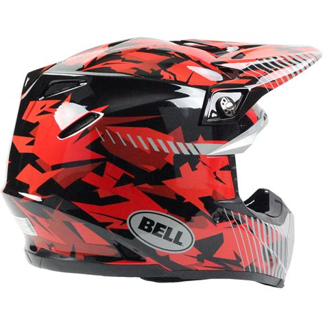 camo motocross helmet bell new 2017 moto 9 dirt bike limited edition moto 9 red