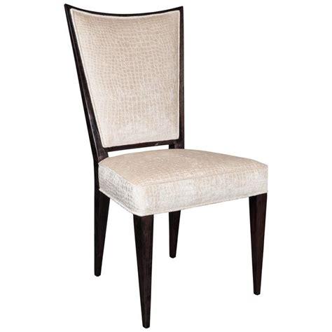 Velvet Desk Chair by Mid Century Modernist Side Or Desk Chair In Velvet