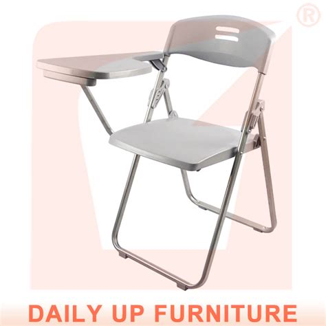folding chair with side table used school desk chair sale
